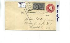 1878 BATAVIA NEW YORK STAMP COVER