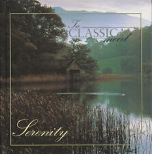 IN CLASSICAL MOOD - SERENITY - CD & BOOKLET  (NEW SEALED)
