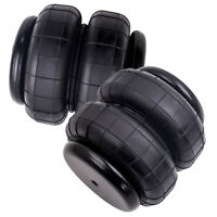 Paar Luftfederung Standard Stoßdämpfer 2500 Pound Luftfederbein Federbalg
