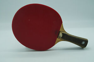 Harvard Three Star Table Tennis Racket USTTA Approved, Fine Quality Rubber