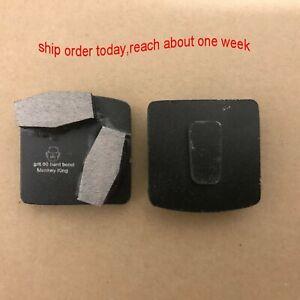 Metal Scraper Diamond Grinding Segment Husqvarna Grinder Grit 80 hard Bond