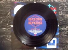 """Bomb The Bass 7""""vinyl """"Love So True/You See Me In 3D"""" In Excellent Condition1981"""