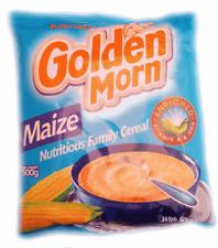 Nestle Golden Morn Maize  Nutritious Family Cereal 500g