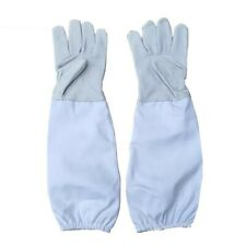 Beekeeping Gloves Sheepskin And Breathable Fabric Extra Large Xl Size