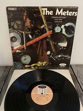 THE METERS s/t LP Original 1969 1st Press JOSIE 4010 + Cissy Strut Toussaint NM+