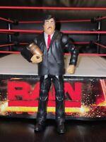 Wwe Mattel Elite Build A Figure Paul Bearer Wrestling Figure Aew Undertaker Kane