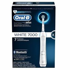 Oral-B Precision White 7000 Rechargeable Electric Toothbrush Brand New Sealed