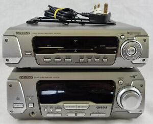 Technics SH-EH750 & SA-EH750, Stereo Sound Processor & Tuner Amplifier. HiFi.