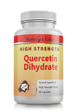 Quercetin Capsules (Vegan) *HIGHEST* Quality NOT Tablets 700mg Immune Health