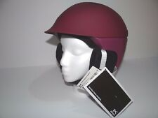New Anon Burton Womens Galena Ski Snowboard Helmet Small 52-55 CM