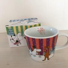 Moomin Mug Tea Cup Red KFC Limited Edition Sold at ONLY KFC Japan New Rare