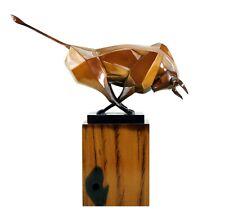 Contemporary Bronze Bull Sculpture by Martin Klein - Bull - Limited Figurine