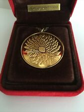 More details for the pendant of the perfect blossom fm tokyo gp silver medal | pennies2pounds