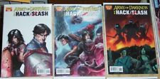 Hack/Slash Army Of Darkness Evil Dead Horror Comic 4 Issue Lot Sam Raimi