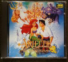 Disney The Little Mermaid Arielle Die Meerjungfrau Original German Radio Play CD