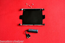 HP Pavilion DV7 DV7-3000 Second Hard Drive Caddy + Connector + Screws