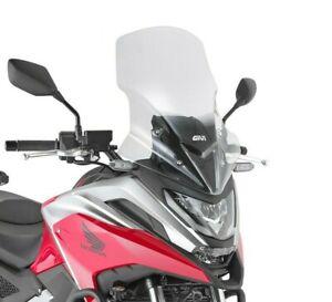 Honda NC750X 2021 SCREEN WINDSCREEN TALLER TOURING SHIELD GIVI D1192ST NC 750 X