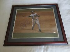 ALEX RODRIGUEZ NY YANKEES SIGNED 16 X 20 FRAMED PHOTO COA & HOLO STEINER