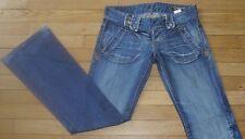 P&Y Denim  Jeans pour Femme W 27 - L 34 Taille Fr 36 Michelle  (Réf # C200)