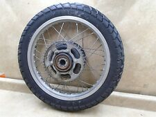 Honda 350 XL XL350 Used Rear Wheel Rim 1978 HB274 HW77