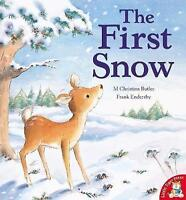 The First Snow, Butler, M Christina, Very Good Book