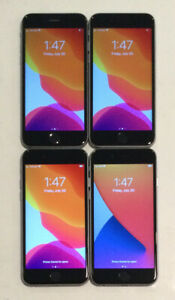 LOT OF FOUR TESTED CDMA + GSM UNLOCKED  APPLE iPhone 6S, 32GB PHONES A140J