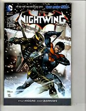 NIGHT OF THE OWLS Nightwing Vol # 2 DC Comics Graphic Novel TPB Comic Book J297