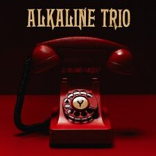 Alkaline Trio - Is This Thing Cursed? -  New CD Album