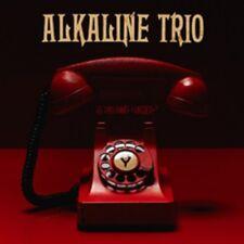 Alkaline Trio - Is This Thing Cursed? -  New 180g Vinyl LP - Pre Order - 19/10