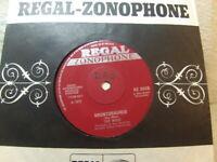 "The Move – Brontosaurus 1970 7"" Regal Zonophone RZ 3026"