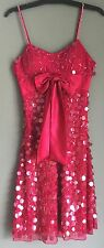 New with Tags Cerise MR K Embellished Knee Length Dress Size 8