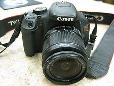 Canon Rebel T3i Digital Camera w/ EF-S 18-55mm