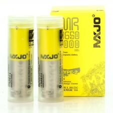 2X MXJO IMR 18650 3000MAH 35A 3.7V Battery Authentic Original Flat Top Batteries