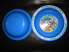 KELLOGGS PLASTIC BOWLS SET OF 2 FROM 1998 NEW KITCHENALIA