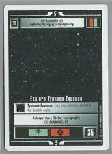Star Trek CCG Unlimited - Explore Typhone Expanse