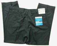 Men's Haggar Cool 18 Pro Classic Fit Pants (HC00255-414) Heathered Navy - 38x30