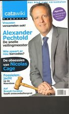 CATAWIKI 2014-2 Nicolas Cage FOSSILS  Heer Bommel Tom Poes NAPOLEON Pechtold
