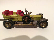 Matchbox - Models of Yesteryear Y10 - 1906 Rolls Royce Silver Ghost - Made in UK