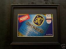 LOWENBRAU  ORIGINAL   BEER SIGN #120