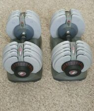 2x Bodymax Adjustable Dumbbell dumbbells 32.5KG Each. FREE DELIVERY Near London