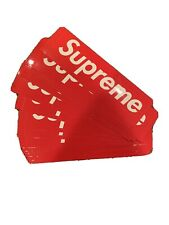 19 Fake Supreme Box Logo stickers