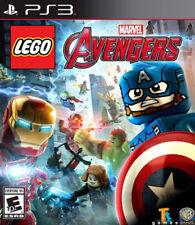 lego marvel avengers para PS3