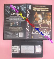 VHS film LEVITY 2003 Morgan Freeman Billy Bob Thornton CDI A21RF0551(F117)no dvd