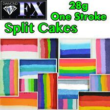 Diamond FX 28g Split / One Stroke Face Paint Cakes