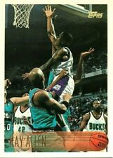 1996-97 Topps #217 Ray Allen RC Rookie