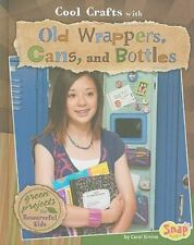 Cool Crafts with Old Wrappers-ExLibrary