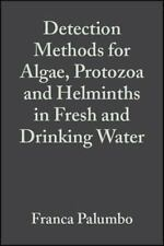 Detection Methods for Algae, Protozoa and Helminths in Fresh and Drink-ExLibrary