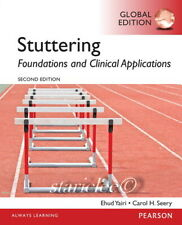 NEW Stuttering Foundations and Clinical Applications 2E Ehud Yairi 2nd Paperback