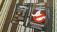 BOX ART ONLY Ghostbusters Original Sega Genesis Case Sleeve