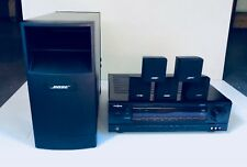 New listing Bose Acoustimass 6 Series Iii System with Insignia Ns-R5101 5.1 Av Rec Bundle